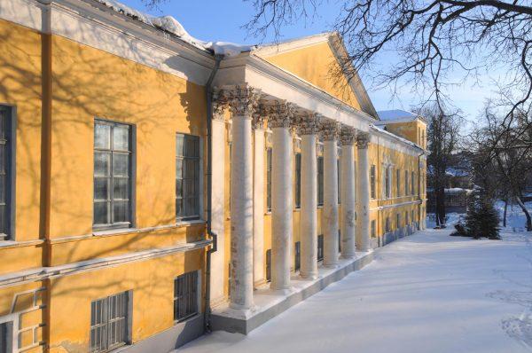 Художественный музей имени Пожалостина в Рязани