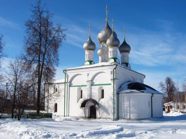 Рождественский собор в Рязани