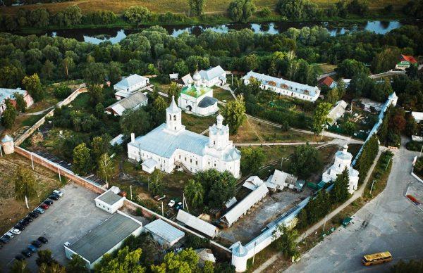 Солотчинский Рождества Богородицы женский монастырь в Рязани