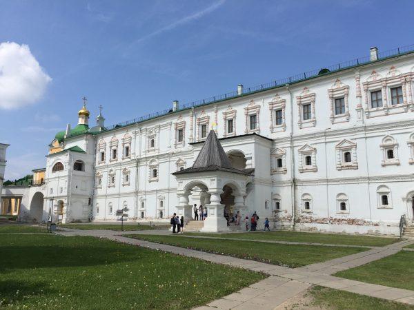 Дворец Олега в Рязанском кремле