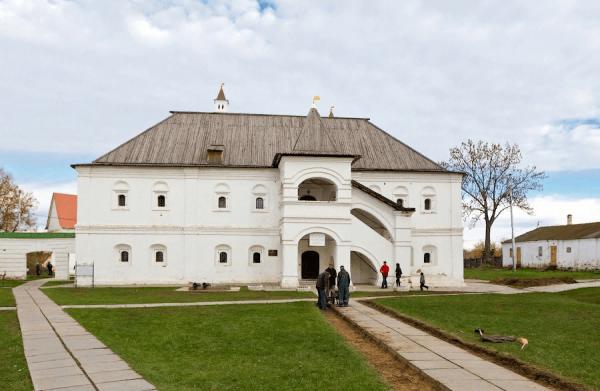 Певческий корпус в Рязанском кремле