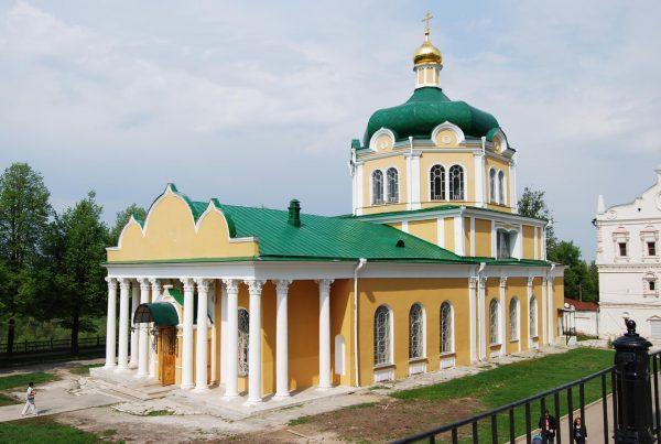Христорождественский собор в Рязанском кремле