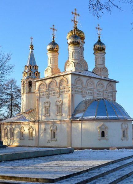 Преображенский собор в Рязани