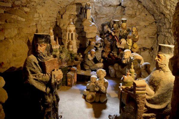Подземелье Доминиканского монастыря
