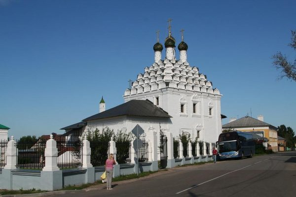 Церковь Николы на Посаде