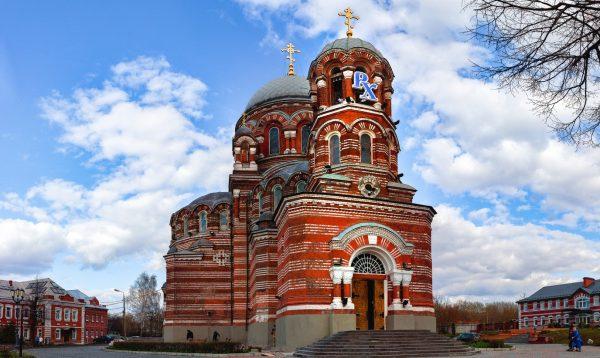 Троицкая церковь в Коломне