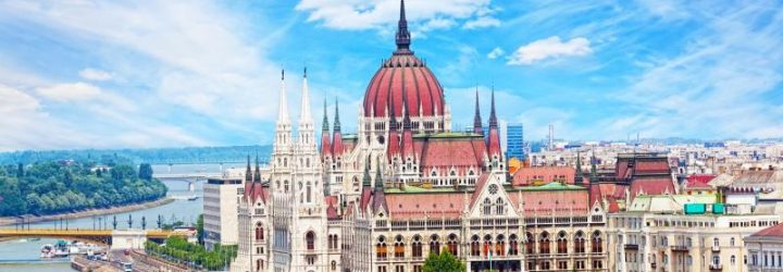 Будапешт - город на Дунае