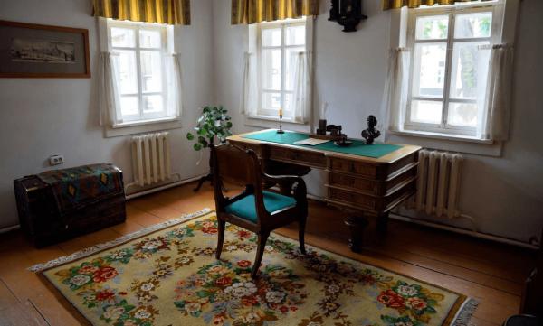 Дом-музей Кюхельбекера