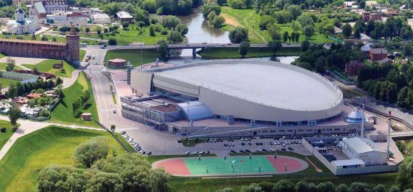 Конькобежный дворец «Коломна»