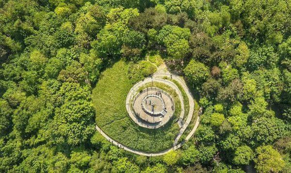Смотровая площадка парка «Высокий замок»