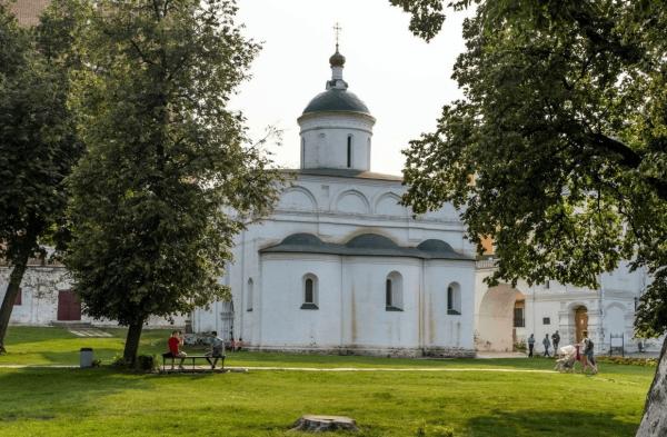 Архангельский собор в Рязанском кремле