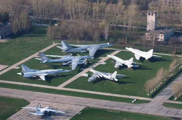 Музей дальней авиации в Рязани
