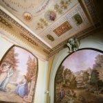 Роспись потолков и стен в Парадном подъезде