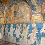 Роспись стен собора Рождества Пресвятой Богородицы