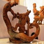 Скульптура «Змей Горыныч»