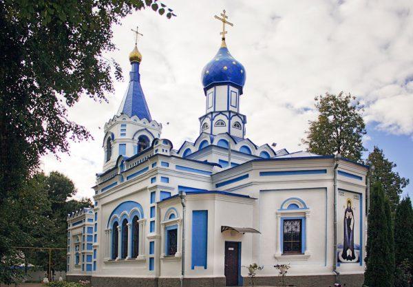 Свято-Ильинский храм в Орше