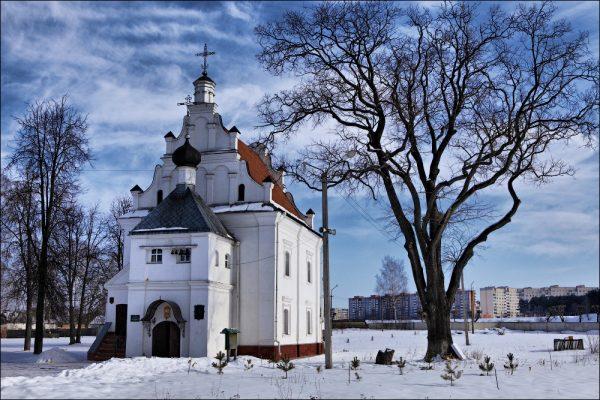 Свято-Троицкий храм в Орше