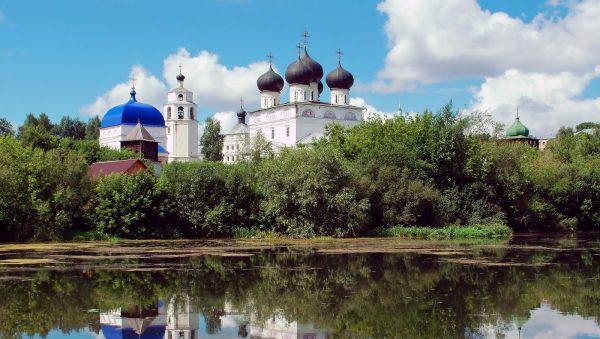 Успенский Трифонов мужской монастырь