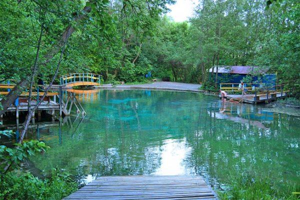 Голубые озёра Казани