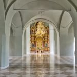 Внутри церкви Иоанна Предтечи