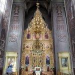 Внутри Казанской церкви