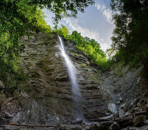 Водопад Перуна