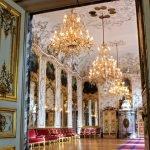 Зал во дворце
