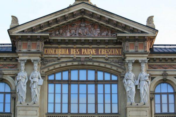 Художественный музей «Атенеум» в Хельсинки