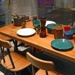 Зал кухонных принадлежностей Музея дизайна в Хельсинки