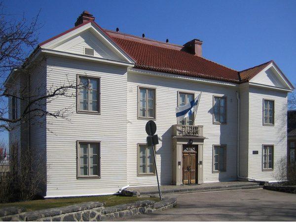 Музей Маннергейма в Хельсинки