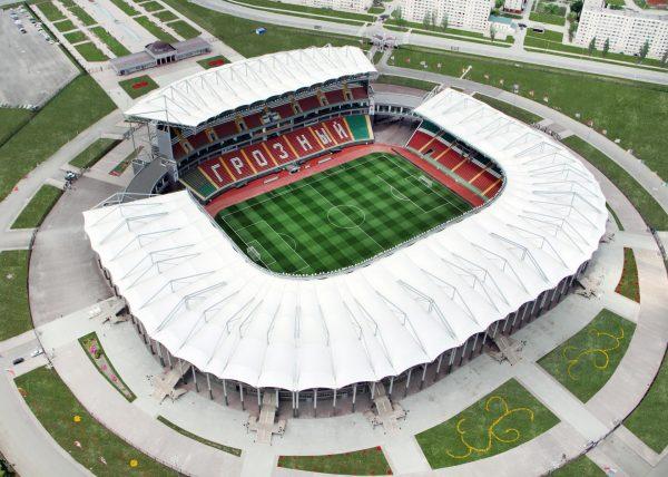 Стадион «Ахмат Арена»