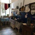 Кухня коммунальной квартиры