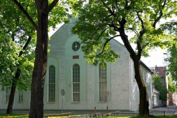 Клайпедский баптистский храм
