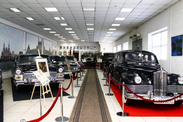 Музей советского автопрома