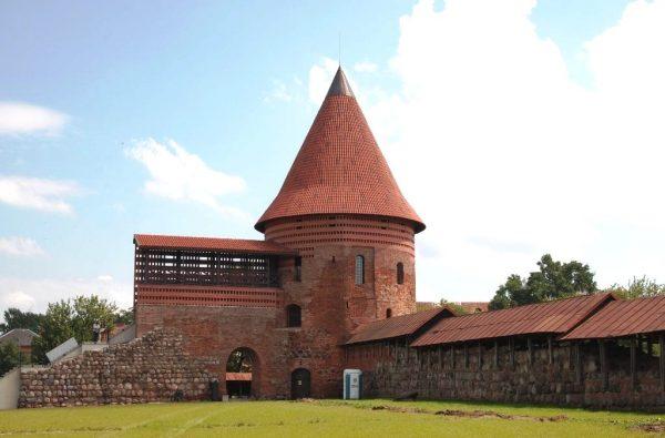Клайпедский замок