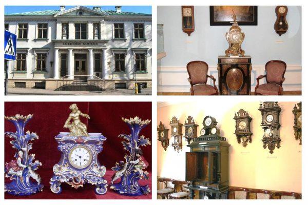 Клайпедский музей часов