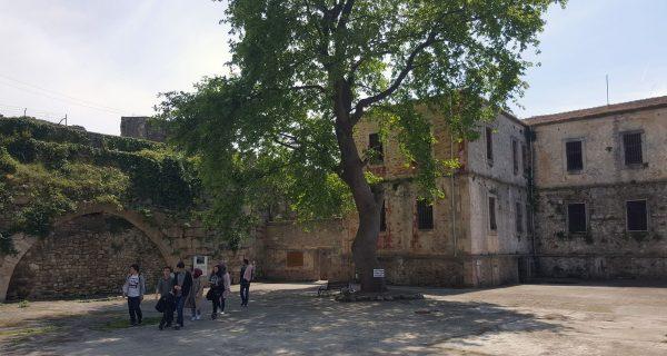 Старинная крепость в Синопе