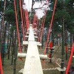 Дощатая тропа в парке «Кар-кар»