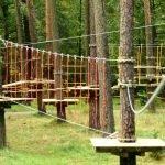 Полоса препятствий в парке «Кар-кар»