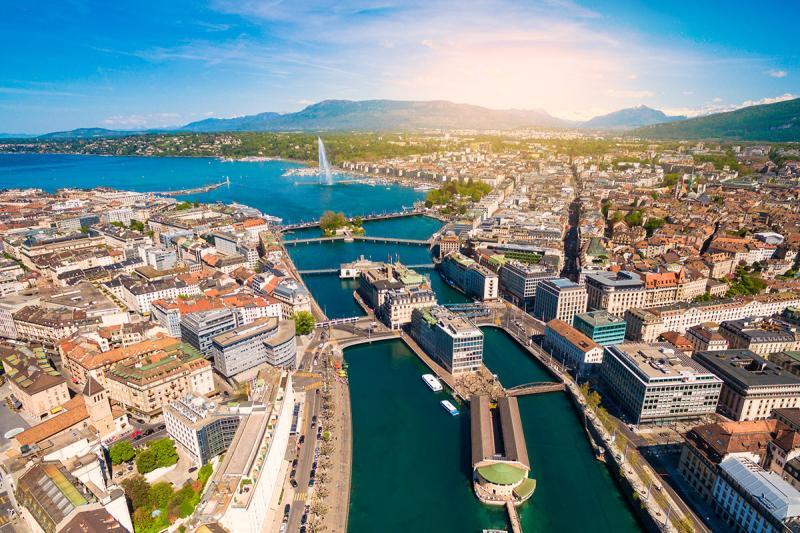 Достопримечательности и советы по путешествию в Женеву