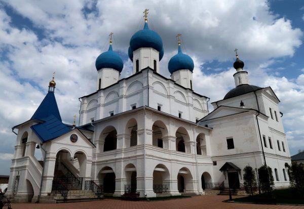 Зачатьевский собор в Серпухове