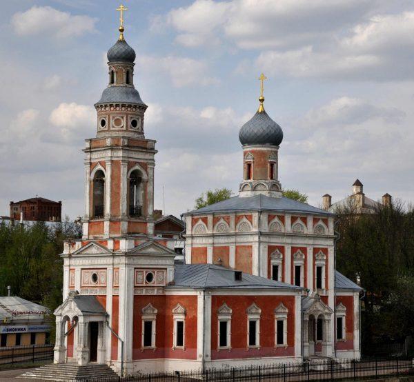Церковь Успения Пресвятой Богородицы в Серпухове