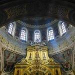 Свод собора Николы Белого