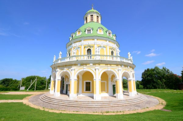 Церковь Рождества Пресвятой Богородицы возле Серпухова