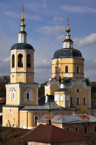 Церковь Илии Пророка в Серпухове