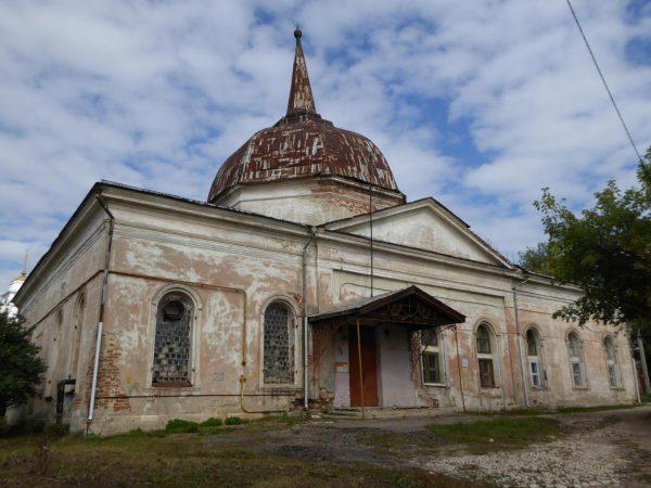 Собор Распятия Христова в Серпухове