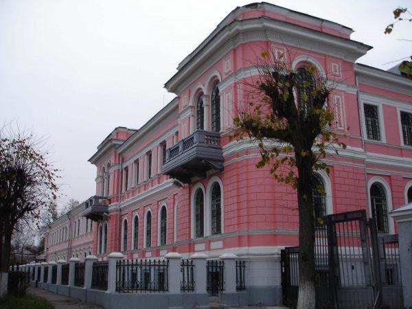Историко-художественный музей Серпухова