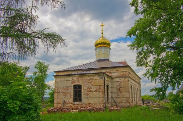 Храм Рождества Пресвятой Богородицы в Турово