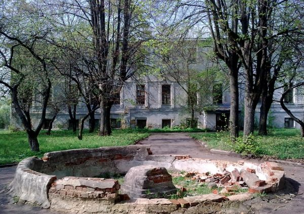 Усадьба Рай-Семёновское