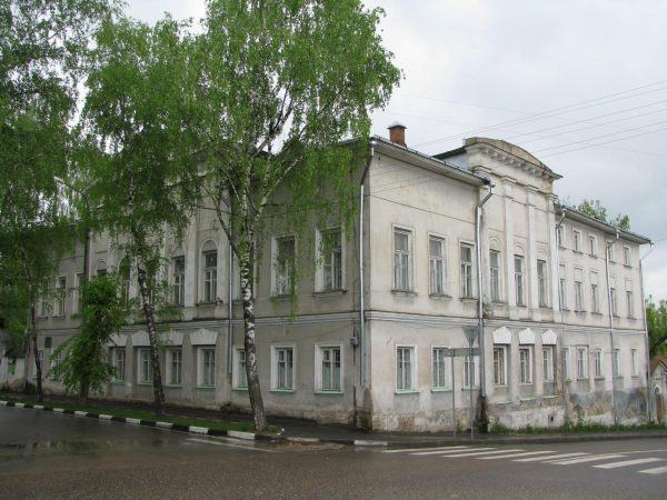 Дом купца Солодовникова в Серпухове